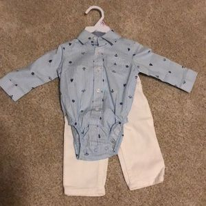 NWOT 6 month outfit
